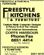 Move-It carriers for Freestyle Kitchens